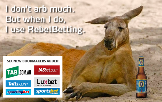 6 New Australian Bookmakers!
