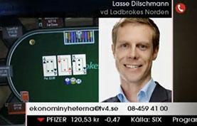 Lasse Dilschmann, Nordic CEO Ladbrokes